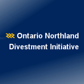 Ontario Northland Divestment Initiative